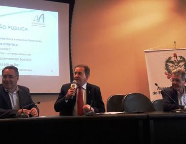 Chapecó sedia 2ª etapa de capacitação sobre regularização fundiária