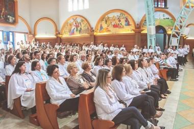 Ministros de toda a Diocese se reúnem no Santuário do Coração de Jesus neste domingo