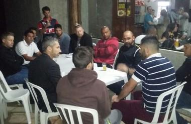 Dirigentes discutem formação do EC Balneário Rincão