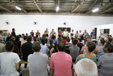 Boa Vista também discute segurança em reunião pública