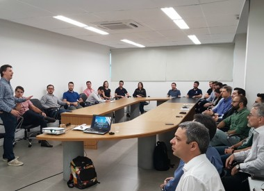 Agentes do processo de inovação do Sul se reúnem na Acic