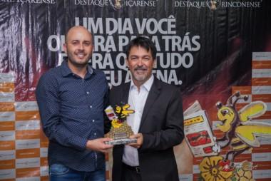 Representante da Mina 101 comenta sobre o Destaque Içarense 2018