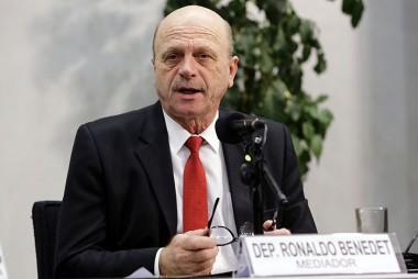 Benedet anuncia voto contra a Reforma da Previdência