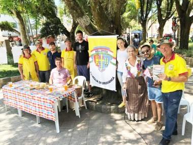 """Sabato in Piazza"" terá tombo da polenta e exposição sobre 140 anos de Urussanga"