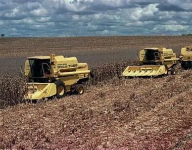 Capacidade de estoque de grãos do país é de 168 milhões de toneladas