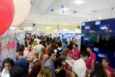 Fpolis recebe a maior feira de intercâmbio da América Latina