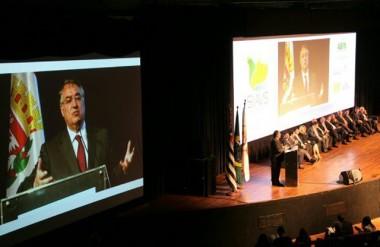 Colombo destaca a força do agronegócio de Santa Catarina