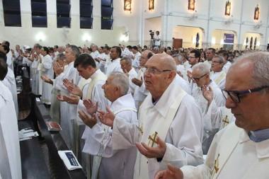 Missa dos Santos Óleos será celebrada em Treviso