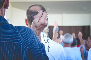 Santuário de Araranguá acolherá Encontro Diocesano do Terço dos Homens