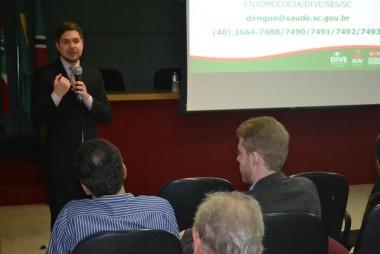 Criciúma sedia evento médico de conhecimento científico