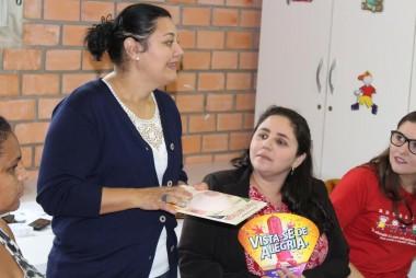 CRAS realiza encontro do Grupo de Mulheres sobre saúde