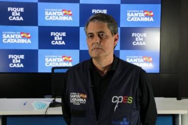 André Mota Ribeiro assume a secretaria de Estado da Saúde no lugar de Zeferino