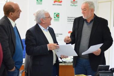 Magagnin solicita equipamentos agrícolas para agricultura