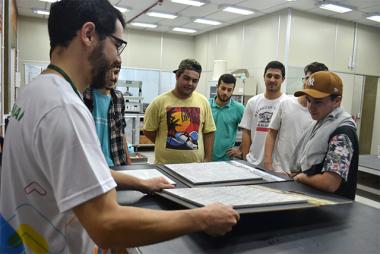 Mundo SENAI apresenta nichos de mercado à estudantes