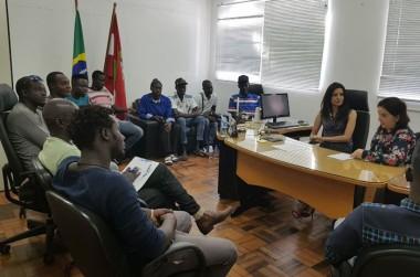 Após oito anos, senegaleses de Florianópolis criam associação