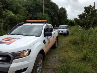 Começa o serviço de mapeamento de risco nos municípios de SC