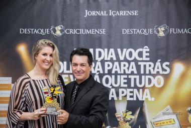 Proprietária da Signora comenta sobre o Destaque Criciumense 2018