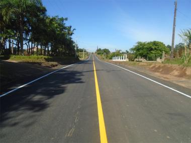 Rodovias com obras mantém prazos estabelecidos