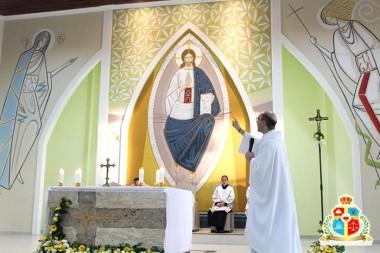 Paróquia São Miguel avança com obras na comunidade Matriz