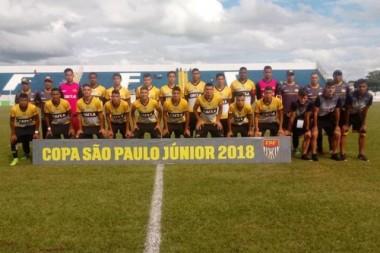 Sub-20 do Criciúma empatou com Guarani na Copinha