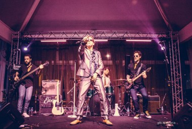 Banda TonRock agita o palco do Didge com Tributo ao Aerosmith