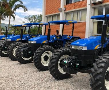 Secretaria da Agricultura investe R$ 20,3 milhões na compra de equipamentos