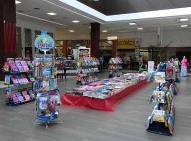 Criciúma Shopping recebe Feira do Livro Infantil