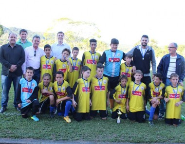 Nova Veneza realiza a 4ª etapa do JEVS com a modalidade de futebol