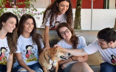 Alunos da Udesc fazem projeto em prol de instituto de animais