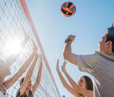 Inscrições para torneio de vôlei misto são prorrogadas por mais uma semana