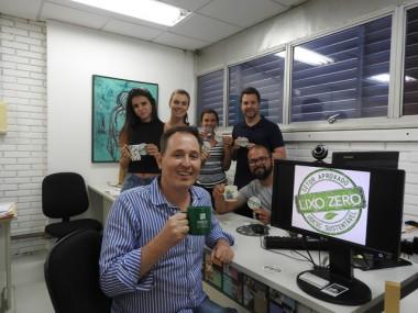 Udesc lança selo para setores que adotarem ações de lixo zero