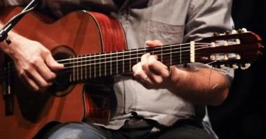 Mandala e música no Quintas Culturais da Unesc