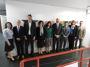 Udesc inaugura primeiro escritório de intercâmbio do Governo dos EUA em SC