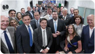 PSDB na Câmara elege Carlos Sampaio líder para 2019