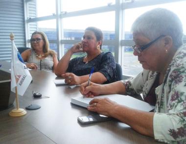 Conselho Municipal da Mulher solicita medidas ao Município