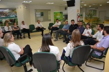 Unidade de Atendimento Sicredi comemora seis anos