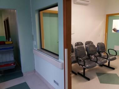 Sala adequada para a captação de córneas funcionará em prédio anexo ao HMISC, o investimento chega a quase R$ 300 mil reais