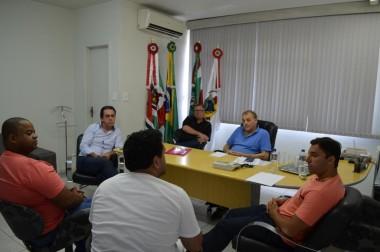 Mesa Diretora se reúne para discutir redução de custos