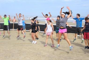 Balneário Rincão será palco para a Batalha Fitness de Verão