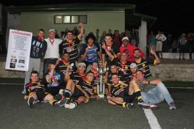 Campeonato de Futebol Sete de Siderópolis terá dez equipes