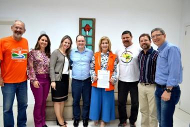 Unesc firma parceria com Núcleo Extensionista Rondon