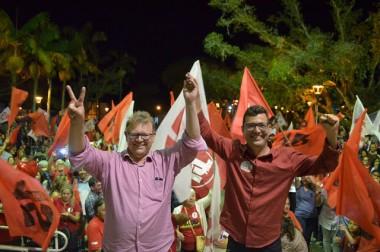 Alemão e Xande são eleitos no município de Siderópolis