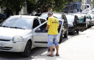 Estacionamento rotativo volta a funcionar em Criciúma