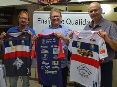 Esucri é a nova parceira dos Projetos Esportivos de Siderópolis