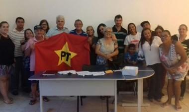Décio Góes é eleito presidente do PT de Balneário Rincão