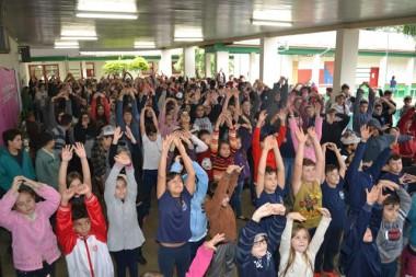 Mais de 2 mil pessoas participam do Dia do Desafio em Jacinto