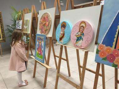 Mostra de Pintura Artística Conexão Içara pode ser visitada