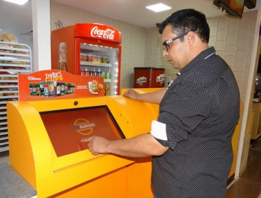 Fast Food inteligente inaugura no Criciúma Shopping