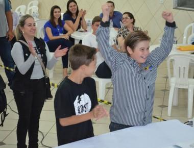 Conhecidos os novos vereadores mirins  de Criciúma para 2017