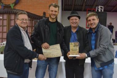 Produtor artesanal de Cocal fica entre os 3 primeiros no concurso de vinho